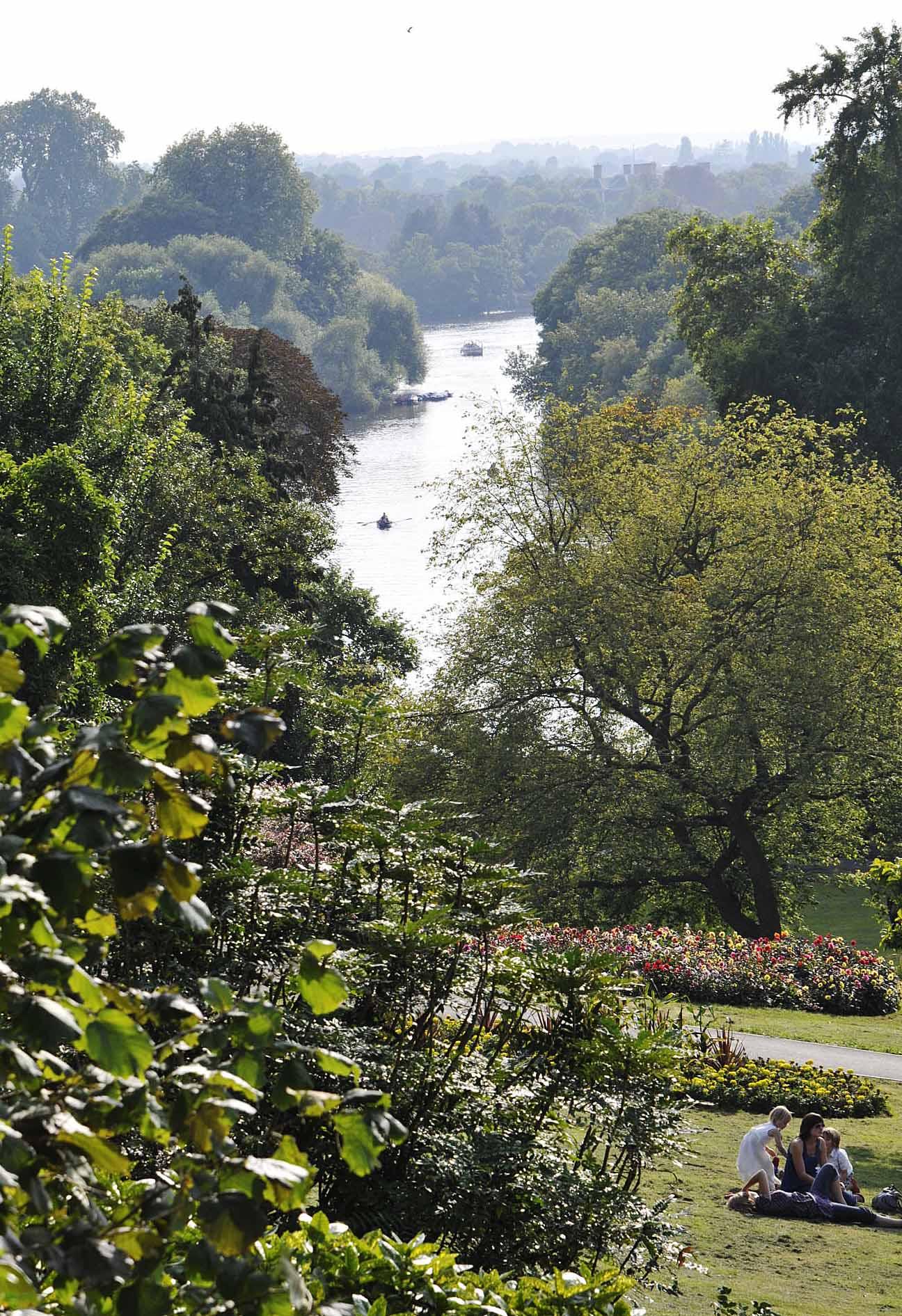 Terrace gardens riversniffers for 100 richmond terrace